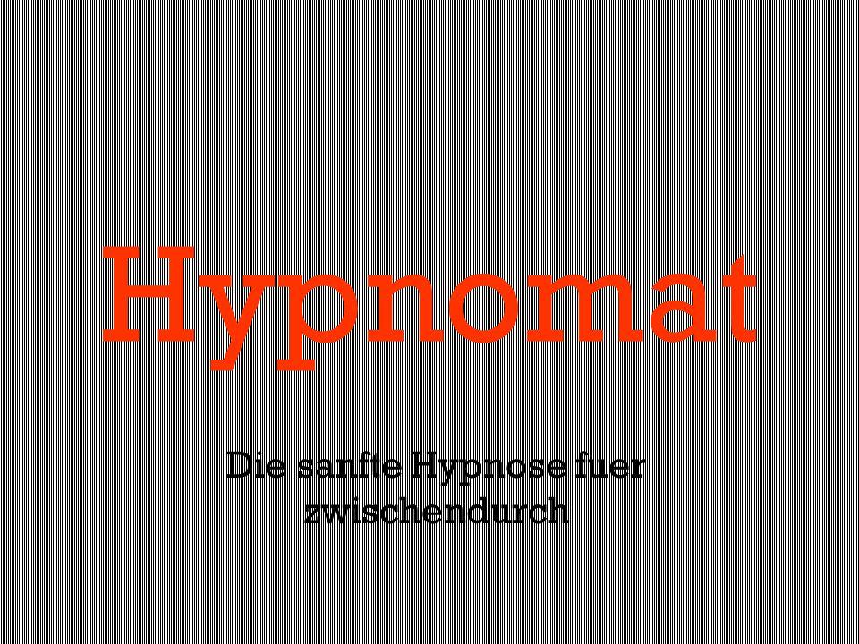 Hypnomat Die sanfte Hypnose fuer zwischendurch