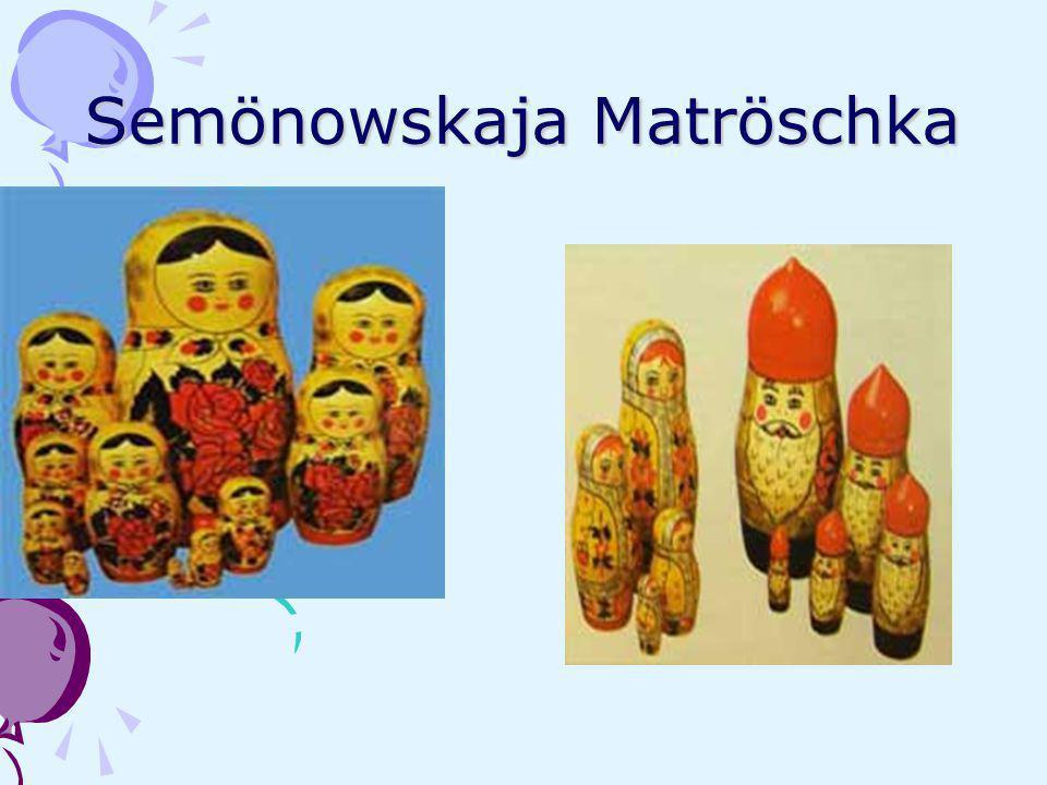 Wjatskaja Matröschka Wjatskaja Matröschka