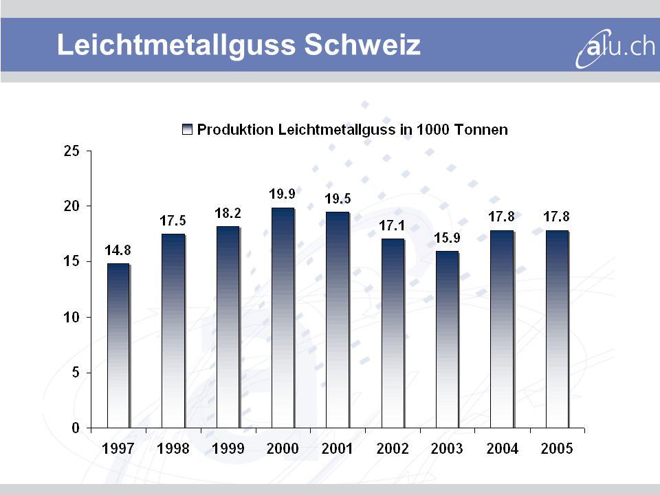 Leichtmetallguss Schweiz