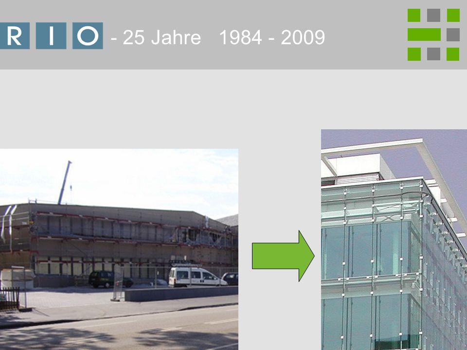 5 - 25 Jahre 1984 - 2009