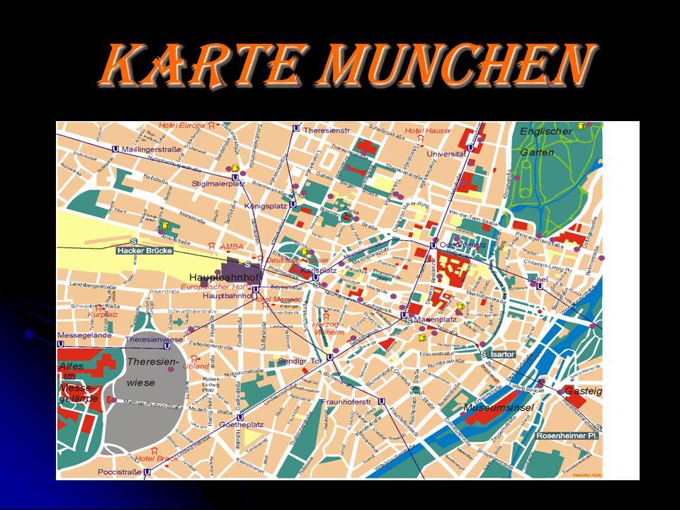 Stadt Munchen das ist Stadte auf recht Kreise Deutschland.