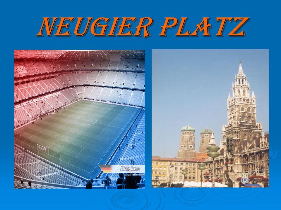 Allianz arena Munchen