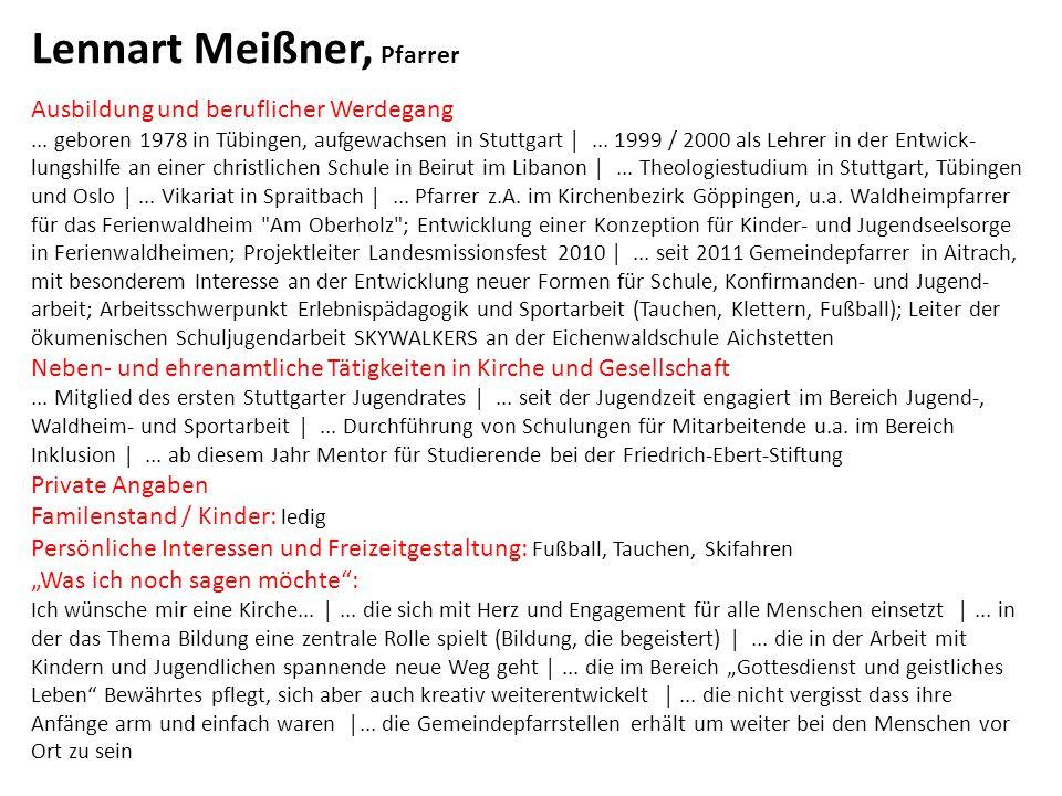 Ausbildung und beruflicher Werdegang...geboren 1978 in Tübingen, aufgewachsen in Stuttgart...