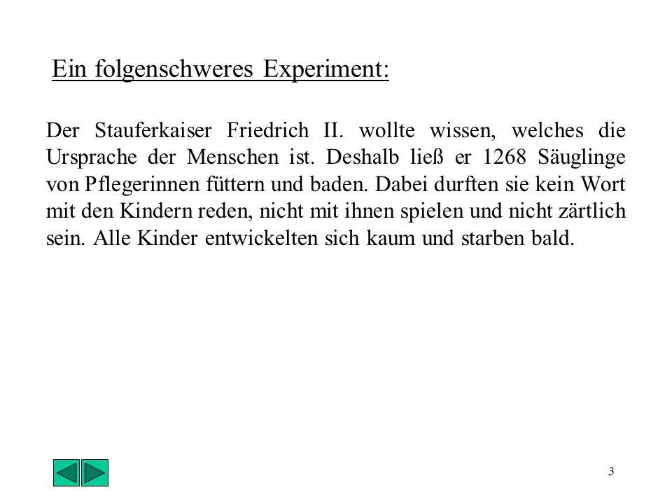 3 Ein folgenschweres Experiment: Der Stauferkaiser Friedrich II.