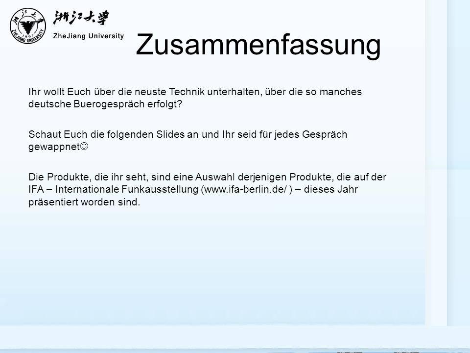 Zusammenfassung Ihr wollt Euch über die neuste Technik unterhalten, über die so manches deutsche Buerogespräch erfolgt.