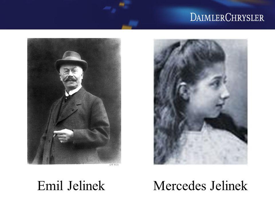 Am 23.Juni 1902 wurde der Name Mercedes als Warenzeichen angemeldet und am 26.