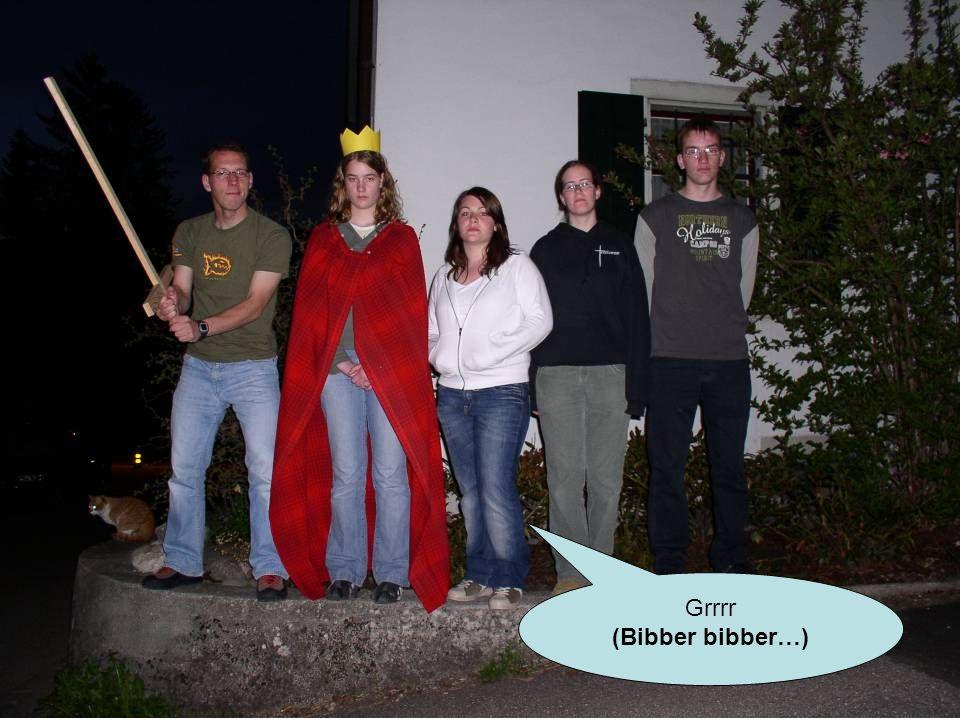 Grrrr (Bibber bibber…)