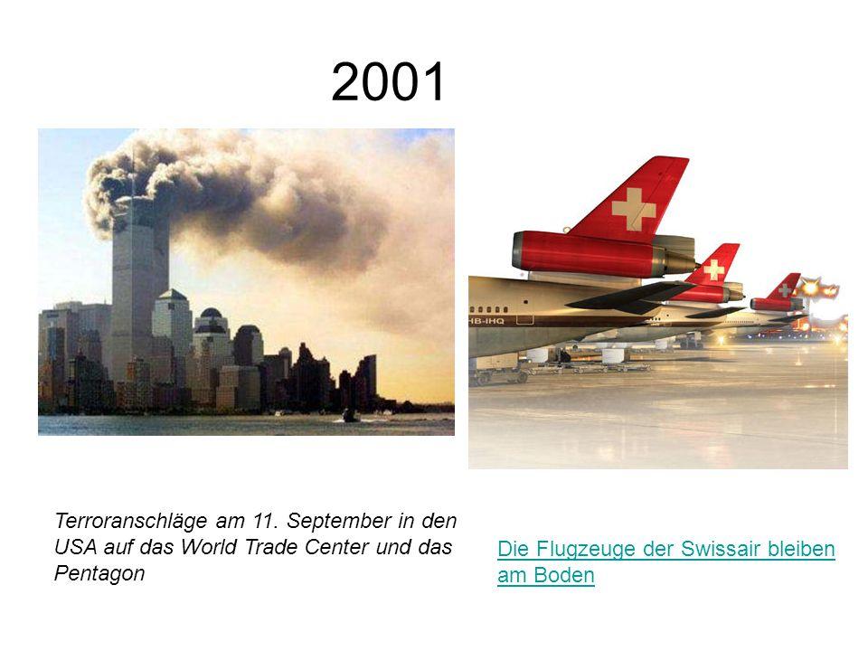 2001 Terroranschläge am 11.