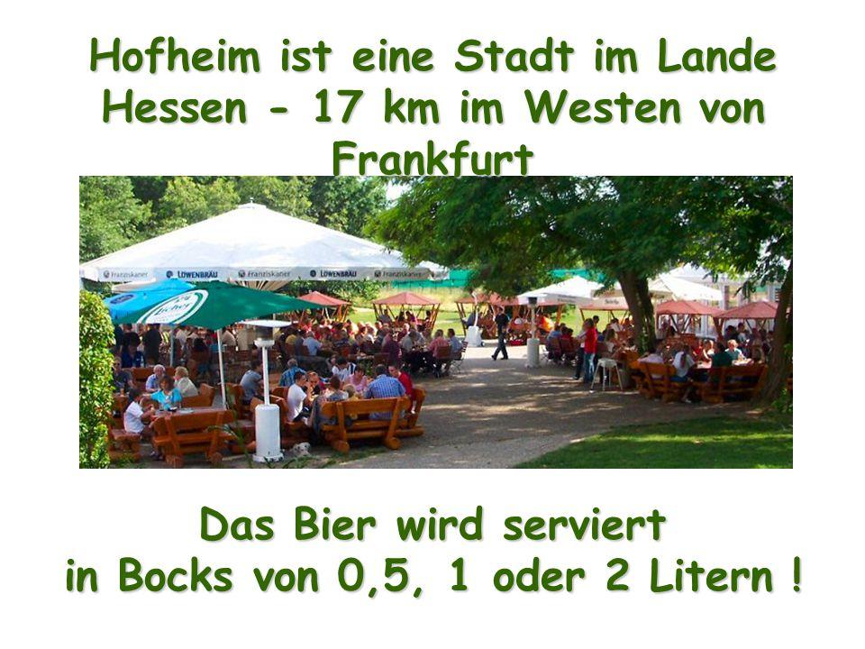 Unglaublich aber wahr ! Das Restaurant Waldgeist in Hofheim am Taunus Automatische Vorführung mit Ton!