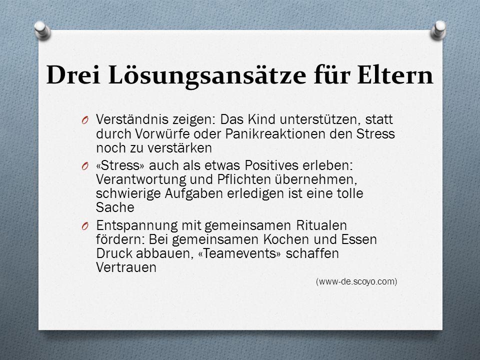 Vorteil für die Eltern www.apotheker.de