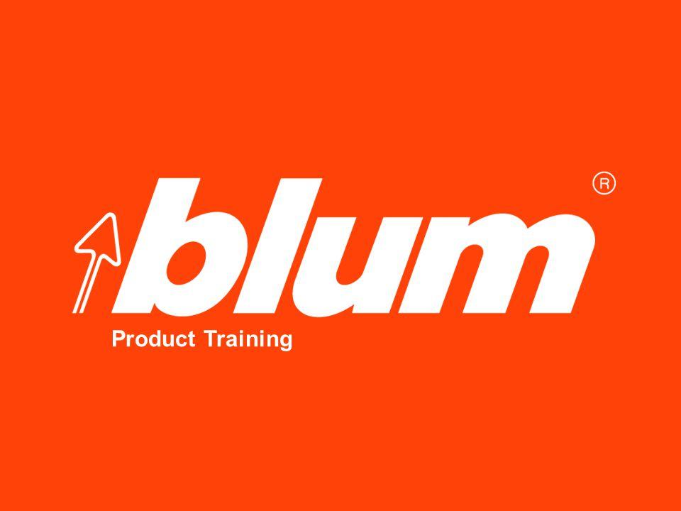 42 © Julius Blum GmbH AVENTOS HL 2.Programm 1. Produktkonzept 3.