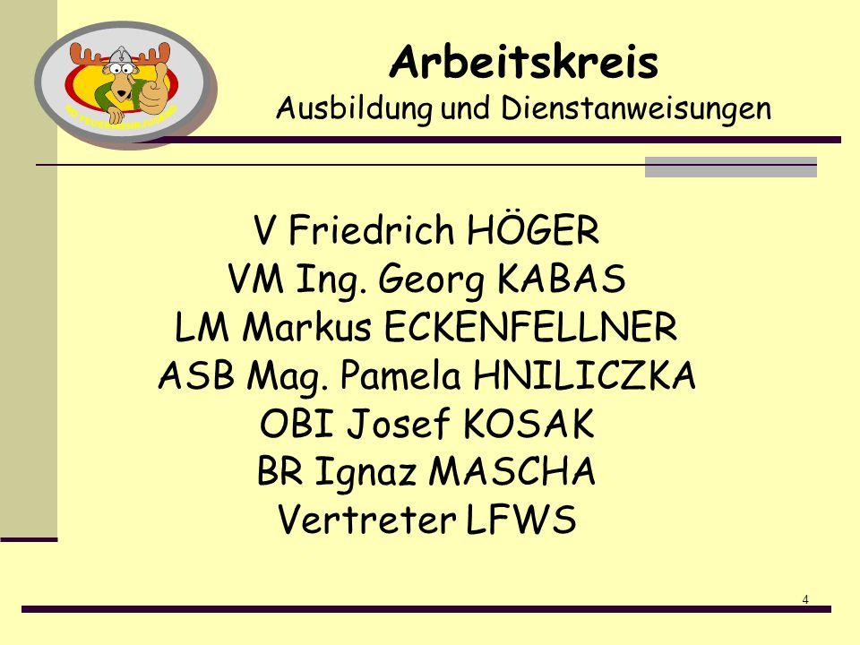 5 Arbeitskreis Öffentlichkeitsarbeit ASB Mag.