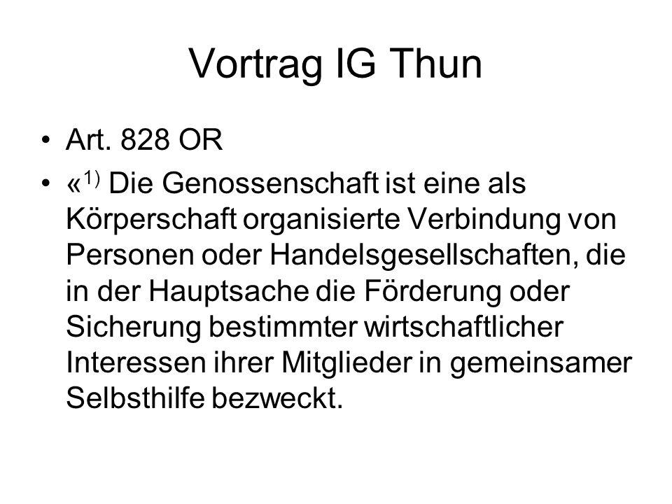 Vortrag IG Thun Massnahmen gegen Haftung des Vorstandsmitglieds -Sorgfältige Arbeit -Verlangen, dass abweichende Meinung protokolliert wird -D & O -Versicherung