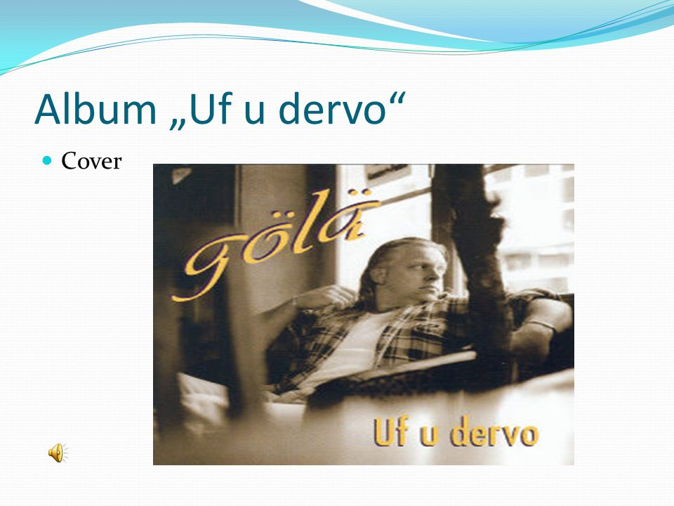 Album Uf u dervo Cover