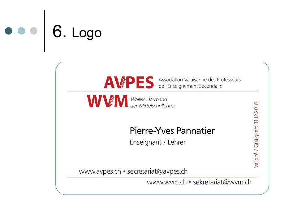6. Logo