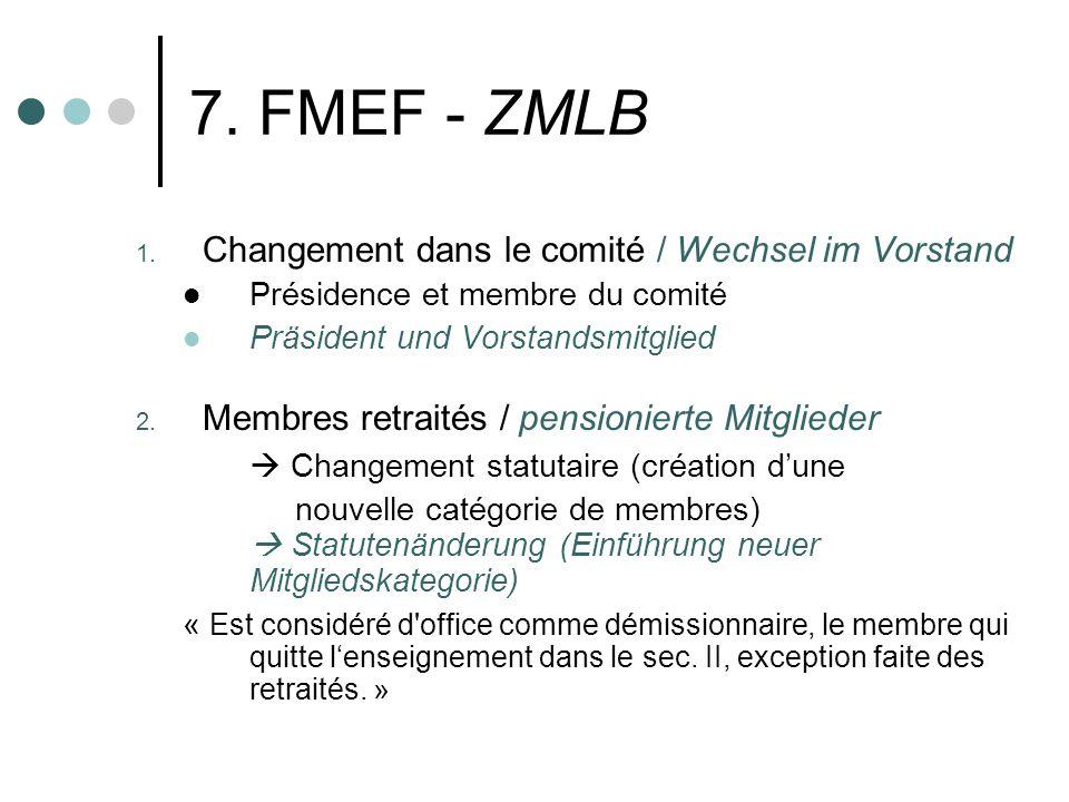 7. FMEF - ZMLB 1.