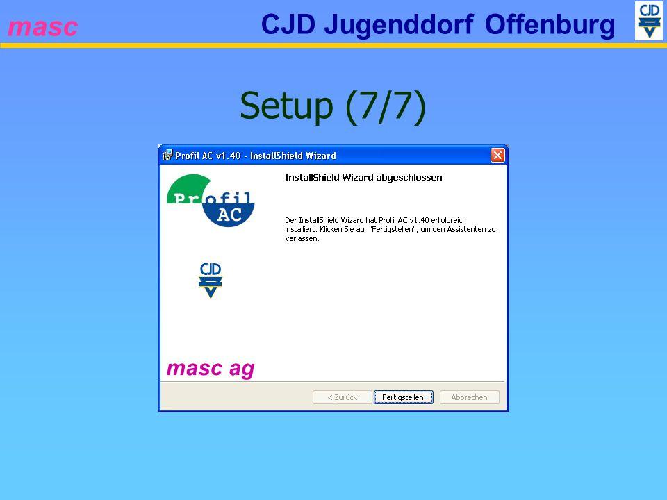 masc CJD Jugenddorf Offenburg Setup (7/7)