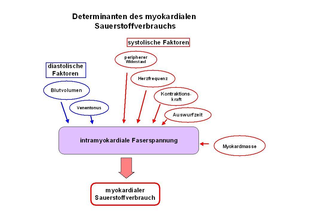 Wirkung von Metoprolol auf Herzfrequenz und Ischämiezeiten bei Patienten mit schwerer koronarer Herzkrankheit