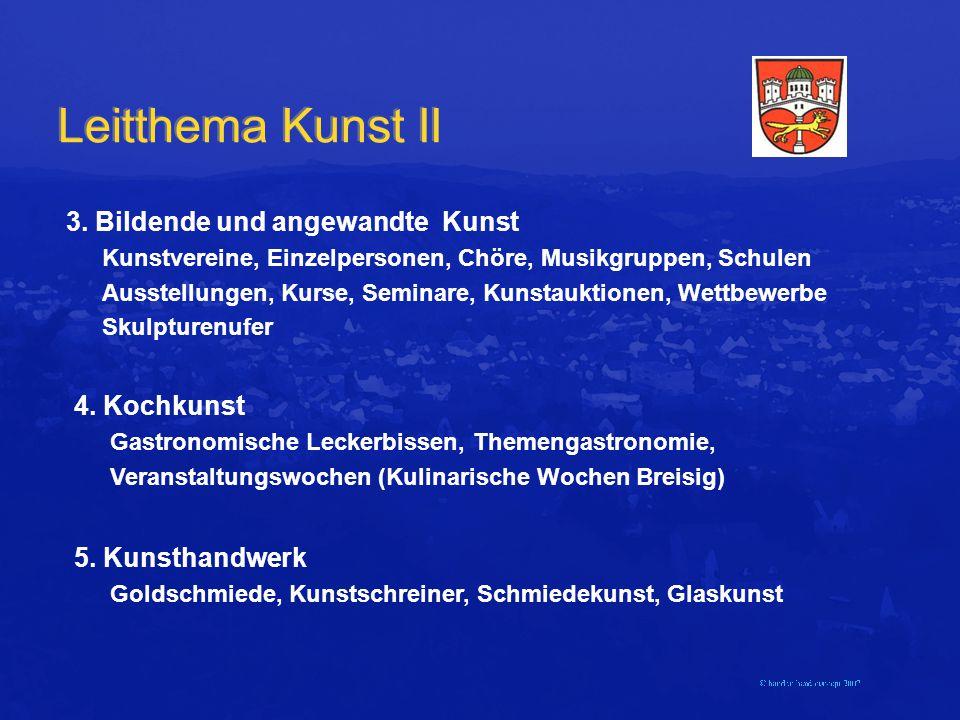 Leitthema Kunst II 3.
