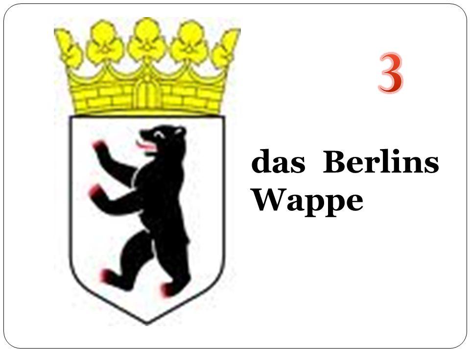das Berlins Wappe
