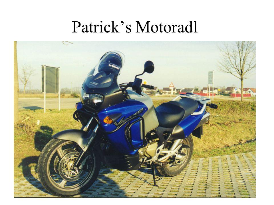 Patricks Motoradl