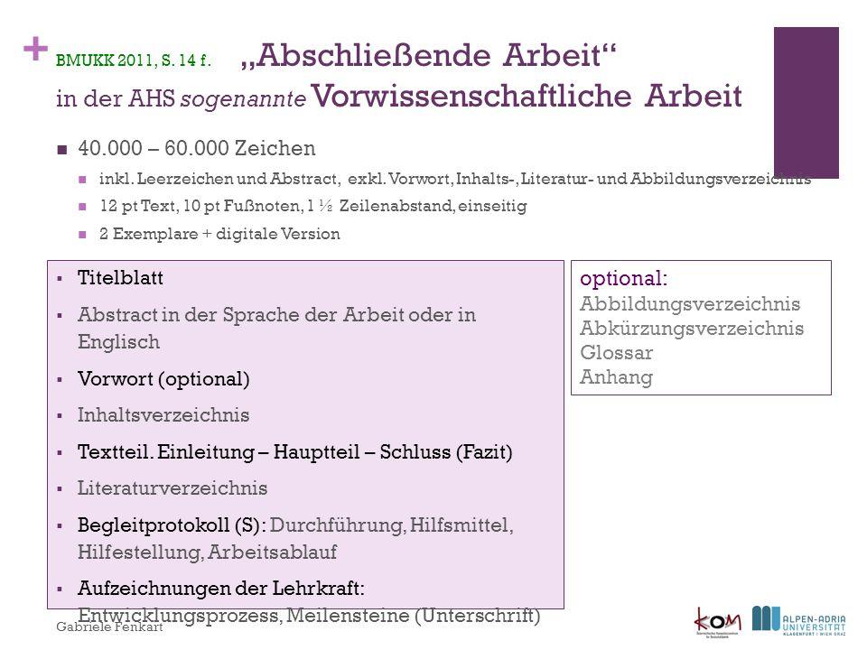 + Zitation Ein Beispiel Kurzzitat im Text wörtlich (Name, 2010, S.