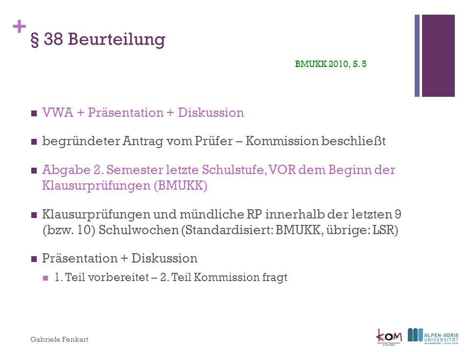 + Frage der Eigenleistung Literaturauswahl Eigenständige Struktur, roter Faden Eigenständige Argumentation Kriterien für den Vergleich der Quellen Themenwahl und Fragestellung (1-2) Perspektive Methodisches: Befragung, Fragebogen, Beobachtungsaufgabe, Aufbereitung des Materials etc.