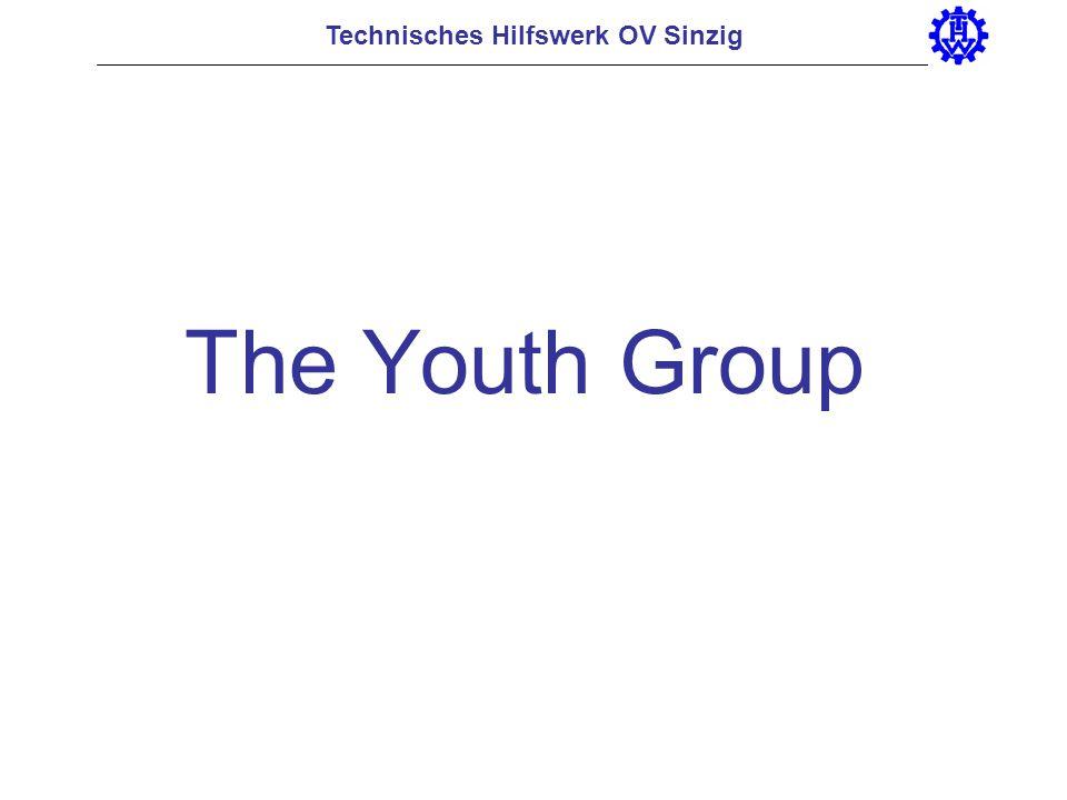 Technisches Hilfswerk OV Sinzig The Youth Group