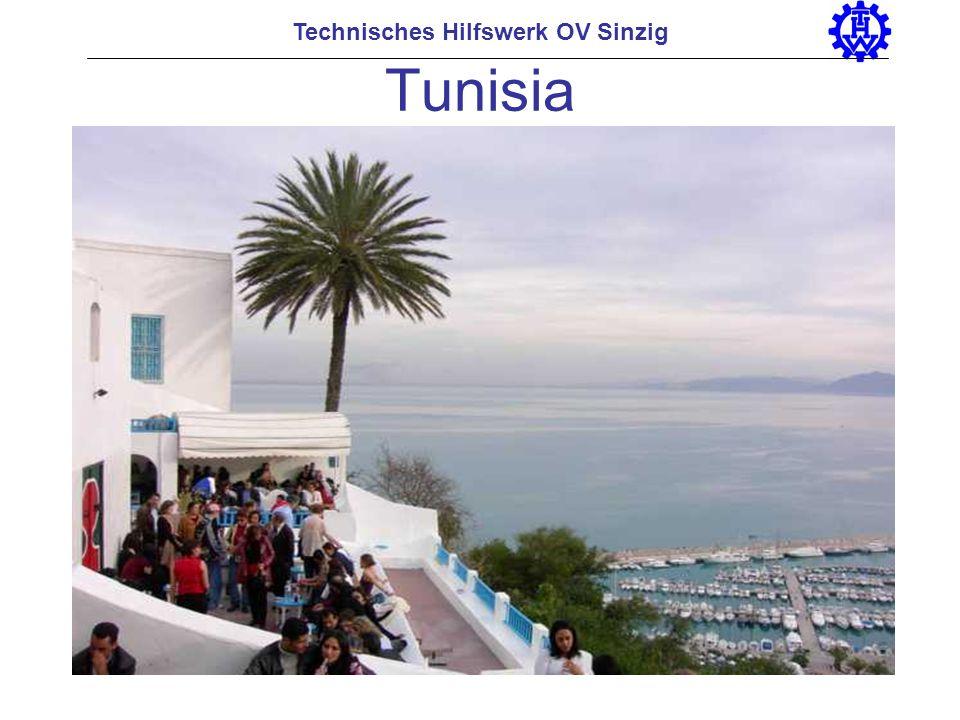 Tunisia Technisches Hilfswerk OV Sinzig