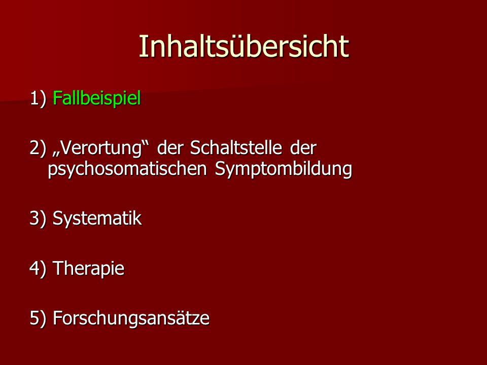 3) Dissoziative Störungen (Konversionsstörungen) ICD-10: F44.x Z.B.: Z.B.: Lähmung, Tremor, Schwindel, Aphonie, Dysphonie, Taubheit, Globusgefühl, Krampfanfälle, Sensibilitäts- und Empfindungsstörungen.