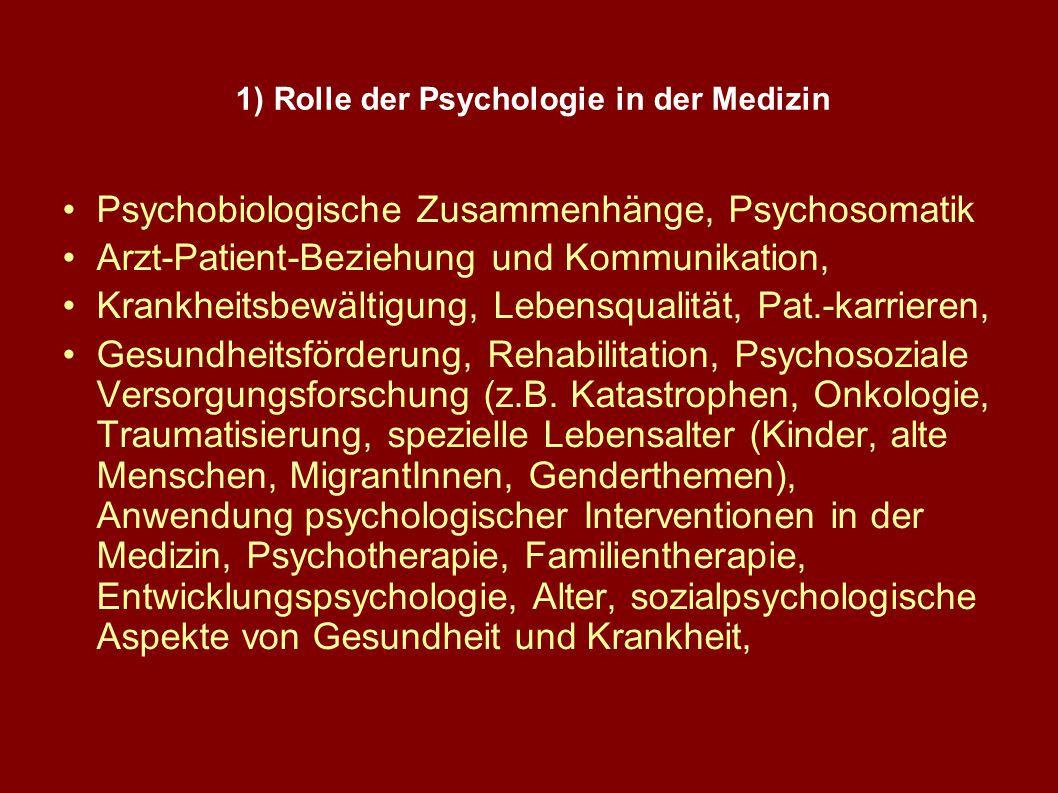 Wozu psychische Funktionen? sie dienen der 1) Orientierung, der 2) Regulation und der 3) Anpassung + beim Menschen kommt Bewusstsein hinzu (daher Vera