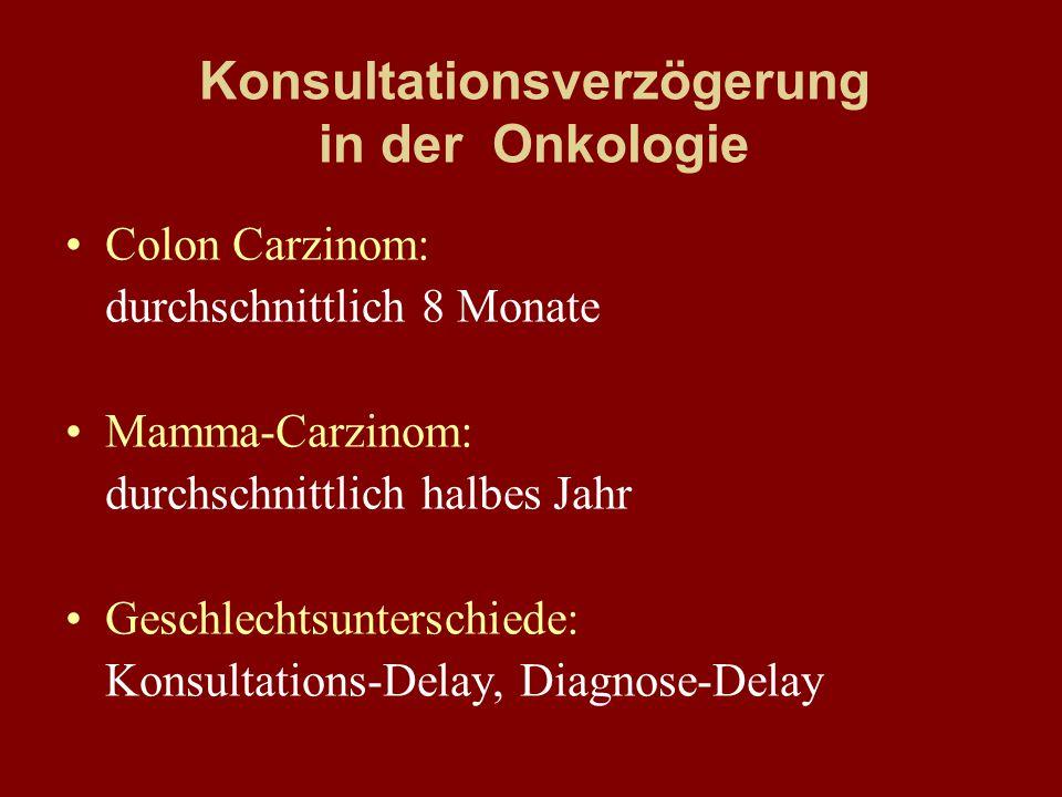 3. Patientenkarrieren Patientenströme KD DD BD Konsultations- Diagnose- Behandlungs-Delay PSYCHOSOMATIK