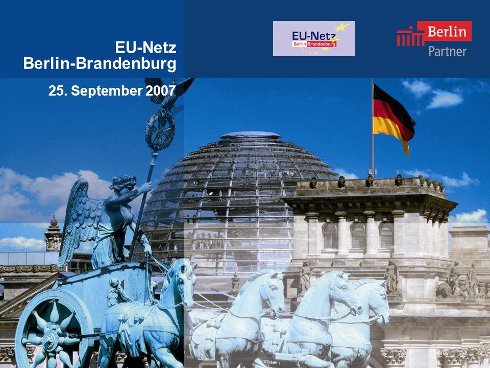 EU-Netz Berlin-Brandenburg 25. September 2007