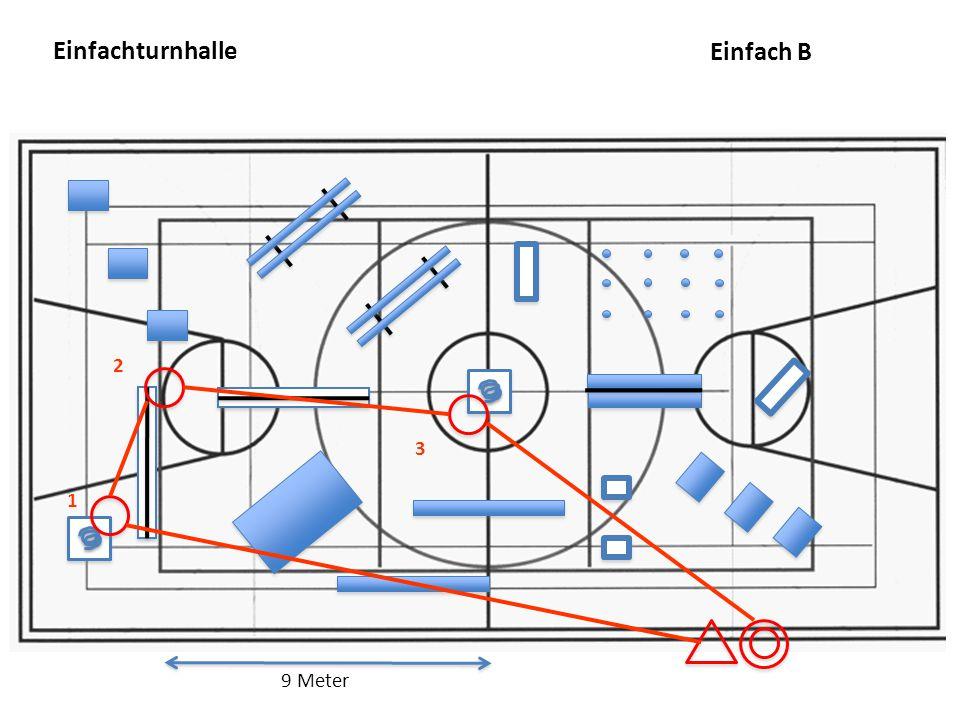 Einfachturnhalle 9 Meter 1 2 3 Einfach B