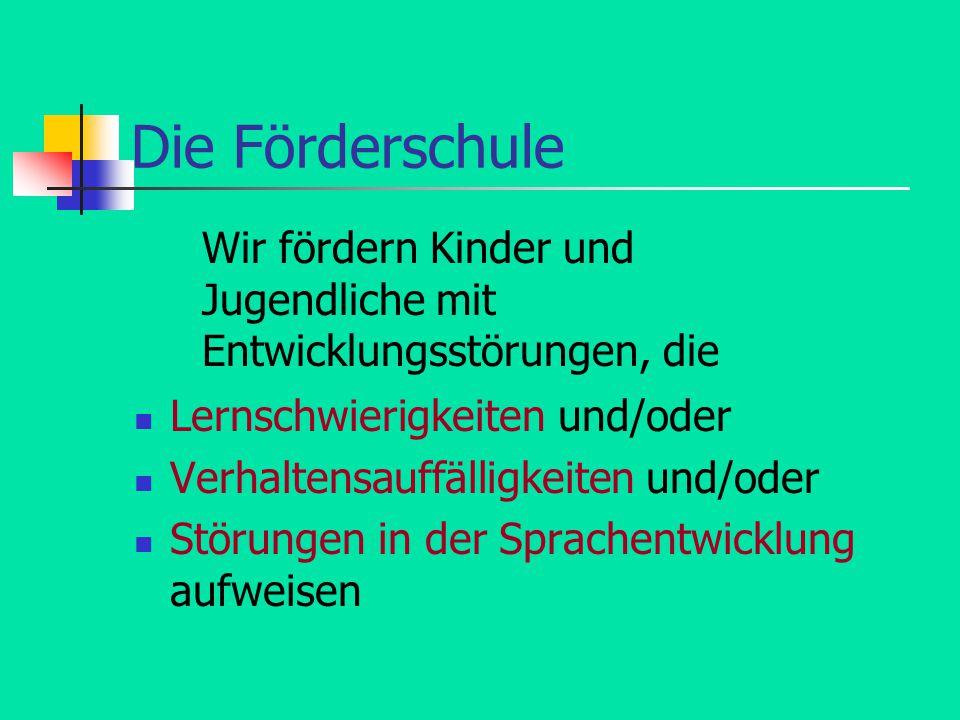 Willkommen in der Erich Kästner Förderschule mit den Förderschwerpunkten Emotionale und soziale Entwicklung, Lernen und Sprache