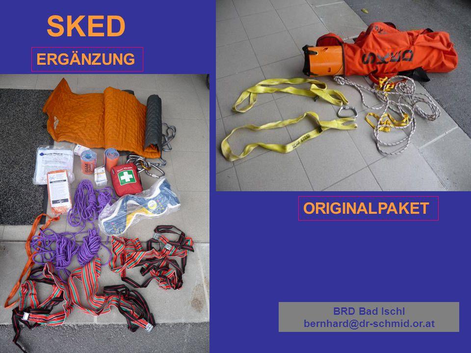 SKED Original Ergänzung BRD Bad Ischl bernhard@dr-schmid.or.at ORIGINALPAKET ERGÄNZUNG