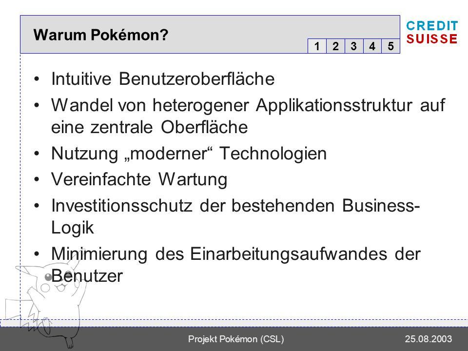12345 Projekt Pokémon (CSL)25.08.2003 2.