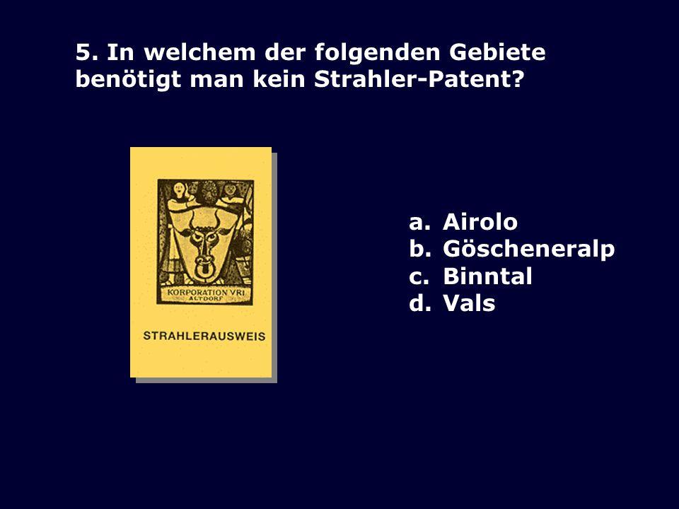 4. Welches Mineral diente als Pfeifenbutzer? a.Rauchquarz b.Rauchtopas c.Turmalin d.Aschamalmit