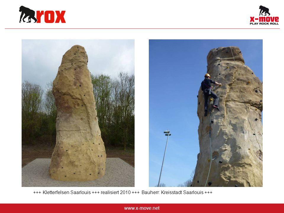 www.x-move.net +++ Hochbunker Hochfeld +++ realisiert 2011 +++ Bauherr: Kletterverein Duisburg e.V.