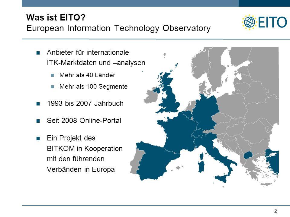 Was ist EITO.