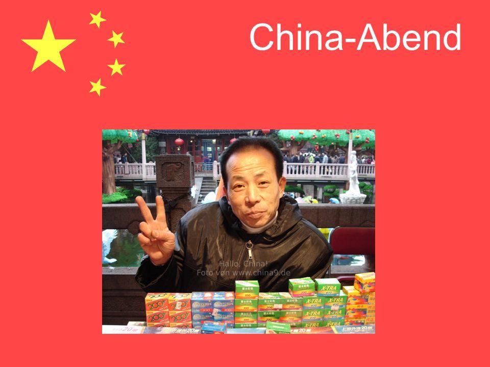 China-Abend