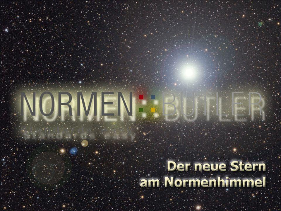 NORMEN::BUTLER Der neue Stern am Normenhimmel von Mag. (FH) Silke Mimlich Marketing ON Österreichisches Normungsinstituts und DI (FH) Marc Pühringer G
