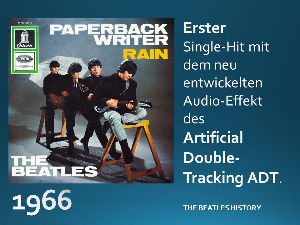 Erstes Konzeptalbum der Popgeschichte der 60-er Jahre.