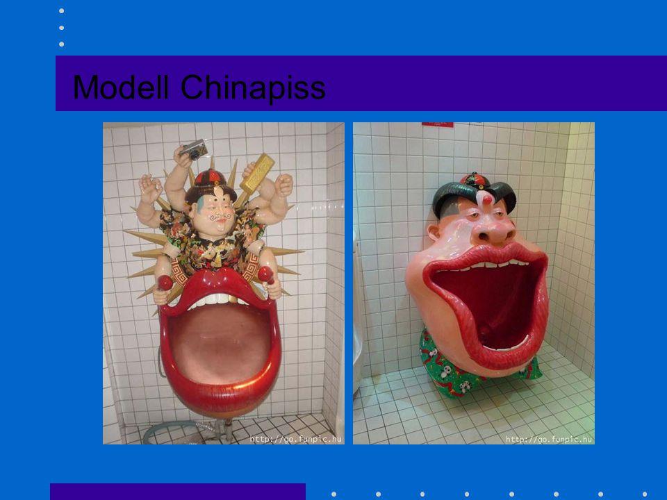 Modell Chinapiss