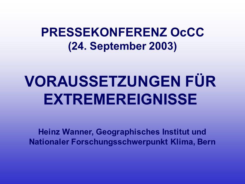 PRESSEKONFERENZ OcCC (24.