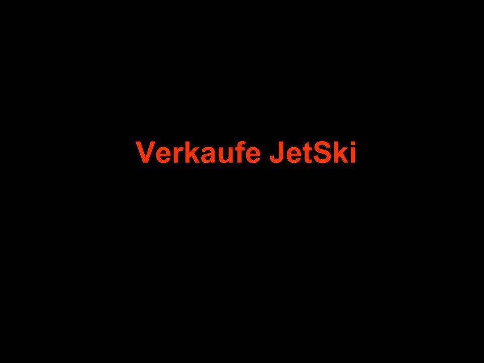 Verkaufe JetSki