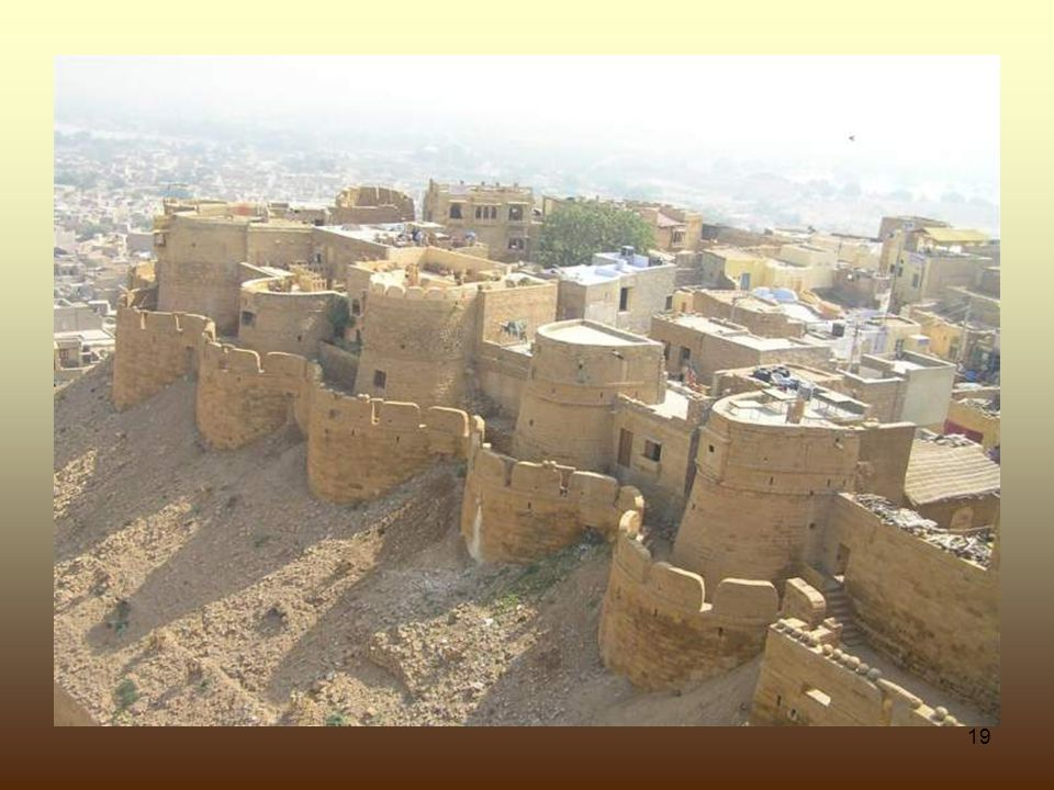 18 Jaisalmer
