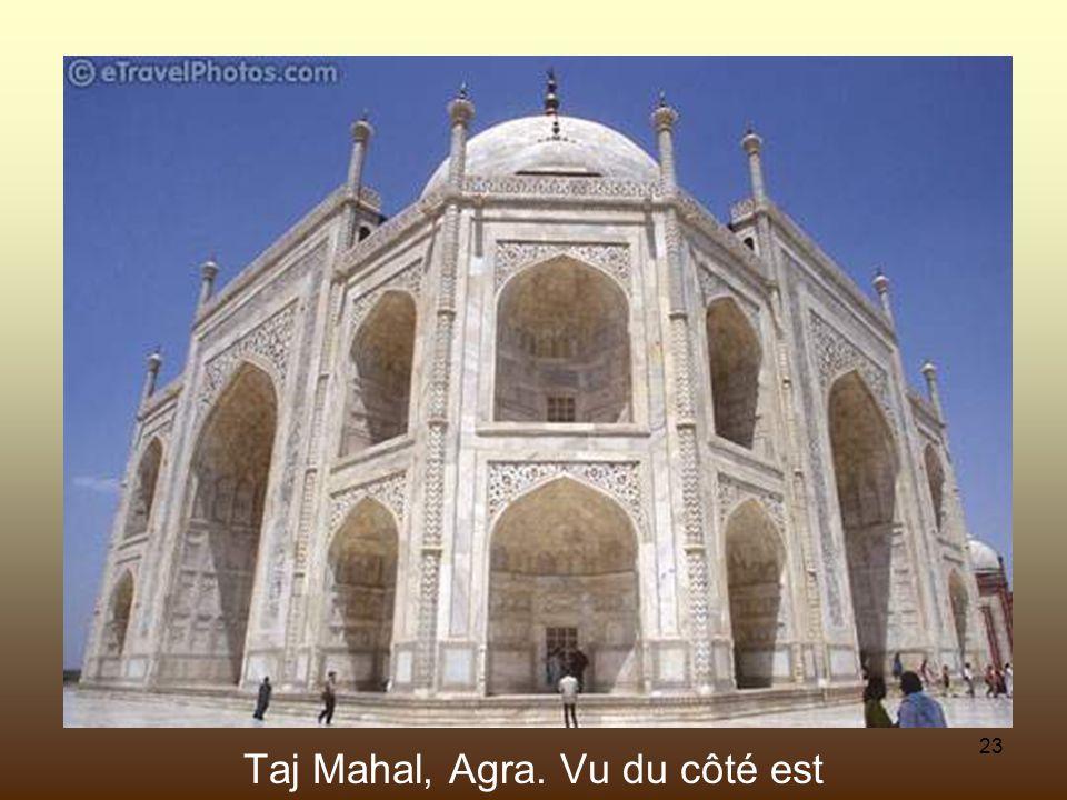 22 Taj Mahal, Agraa