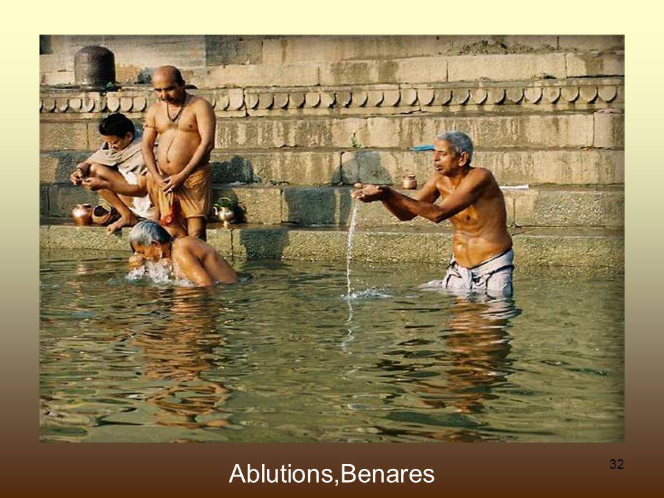 31 Ganges, Varanassi