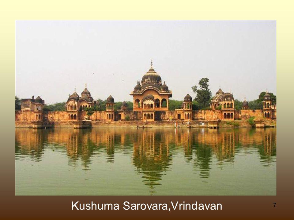 7 Kushuma Sarovara,Vrindavan